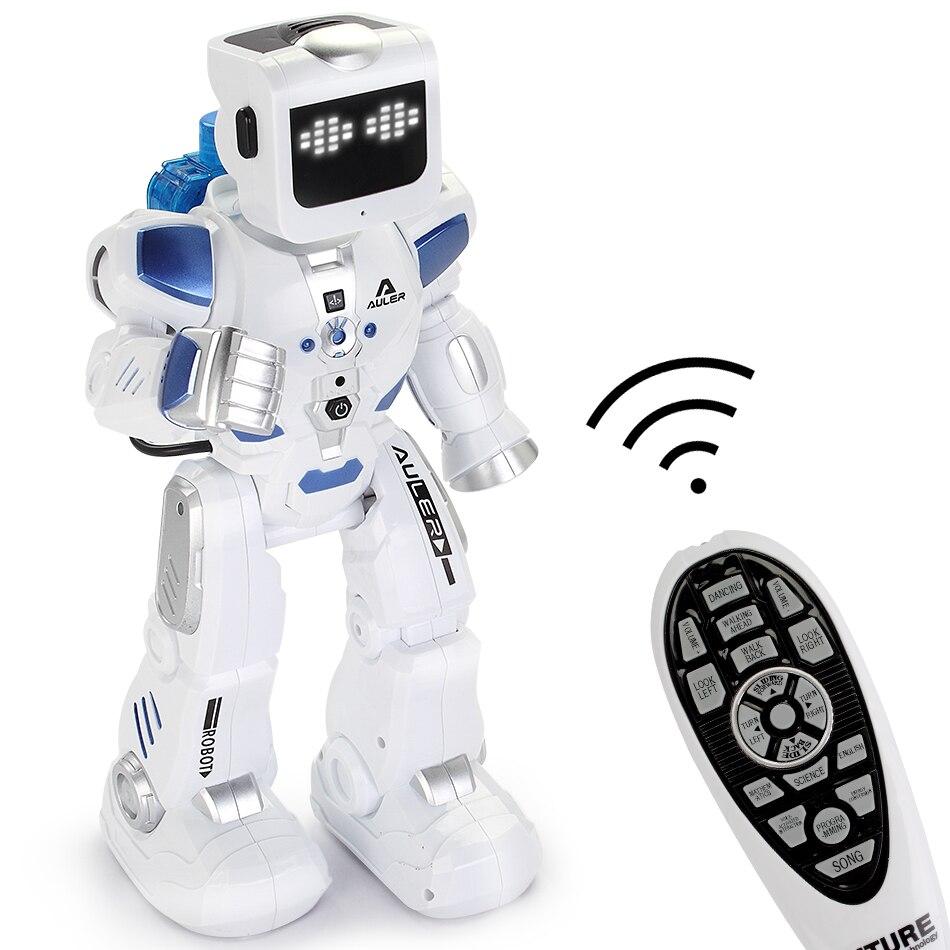 HUIQIBAO jouets eau conduite intelligente RC Robot danse voix musique électronique jouet intelligent pour enfants enfants cadeau d'anniversaire présent