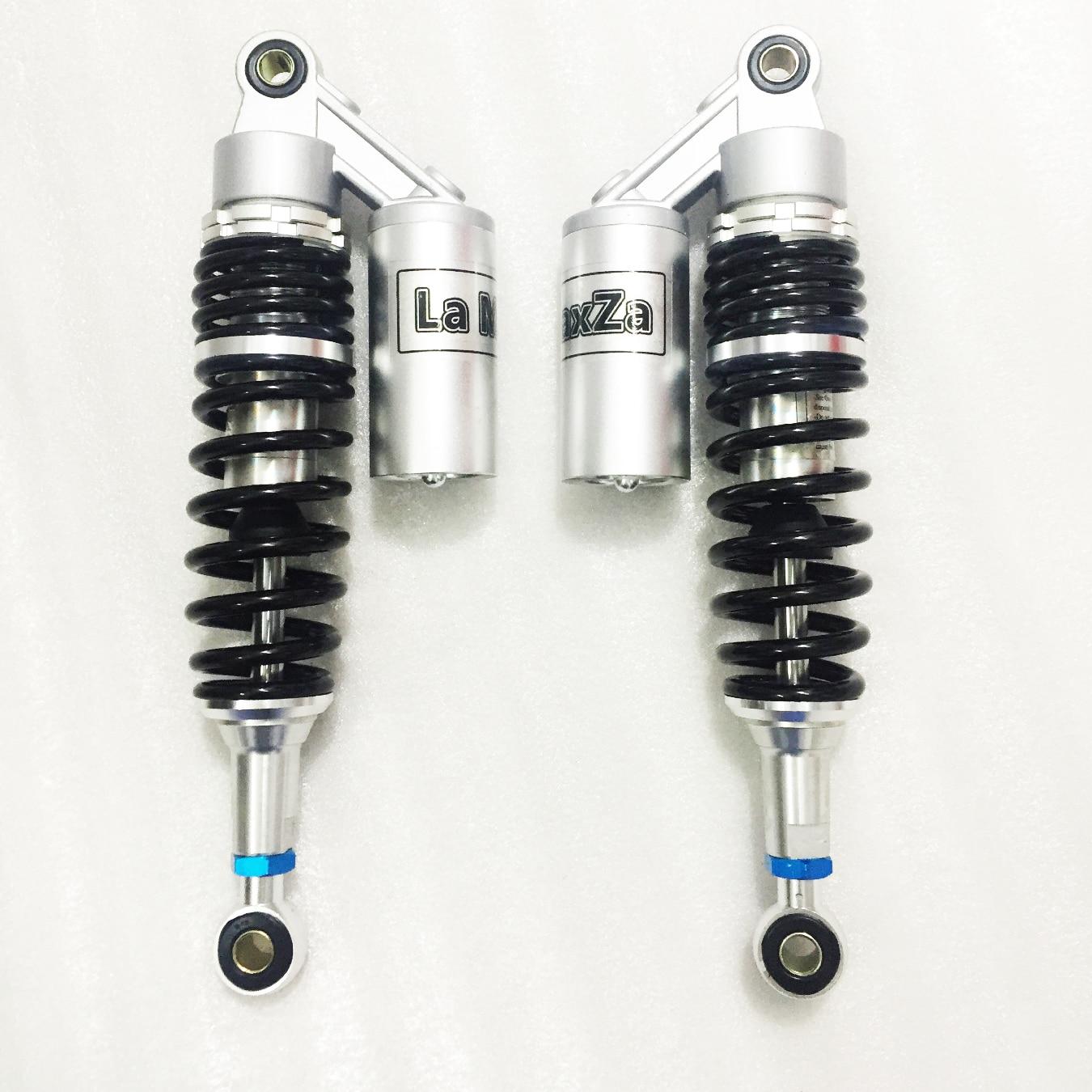 Universal 320mm 330mm Motorcycle Air Shock Absorber Rear Suspension For Honda Yamaha Suzuki Kawasaki Dirt bikes