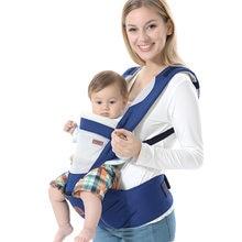 Porte-bébé Ergonomique Transporteur Sac À Dos Siège Pour Hanche Hipseat  pour nouveau-né et prévenir o-type jambes sling bébé Kan. 86788a32a79