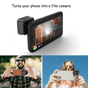 Image 2 - APEXEL HD professionele moive Lens 1.33x Breedbeeld anamorphic lens Video Telefoon camera Lenzen voor Vlog iPhone Huawei smartphones