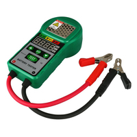 Car Battery Tester Analyzer 6V 12V DC UPS Automotive 4 wires Resistance Test Auto For Solar Battery Energy Battery measurement
