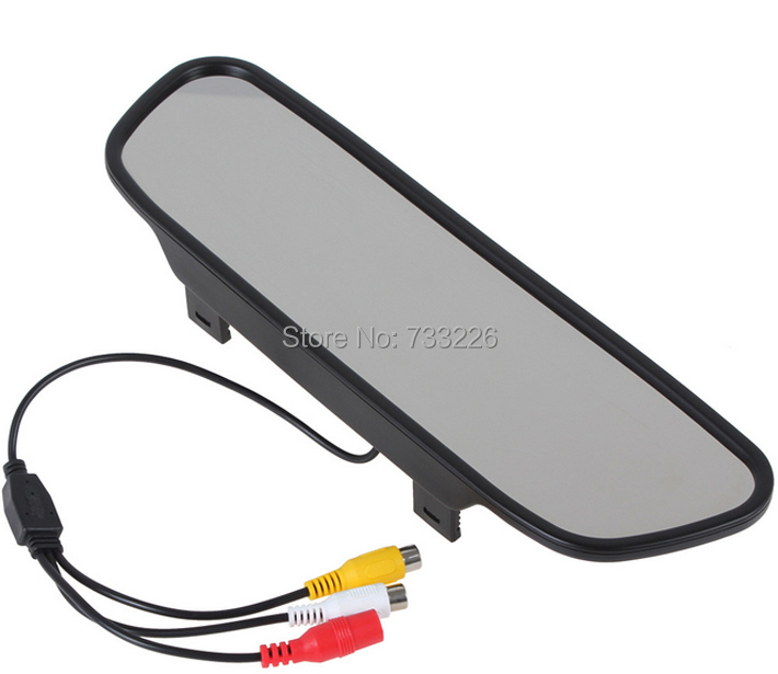 Back To Search Resultshome Hot Sell 5 Inch 800*480 Car Hd Display Rear View Mirror Monitor 2ch Video Input Parking Assistance For Rear View Camera