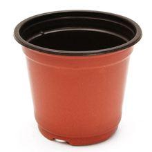 Практичні горщики для пластмасових рослин на 50 штук Домашній сад Дитячі квіткові горщики