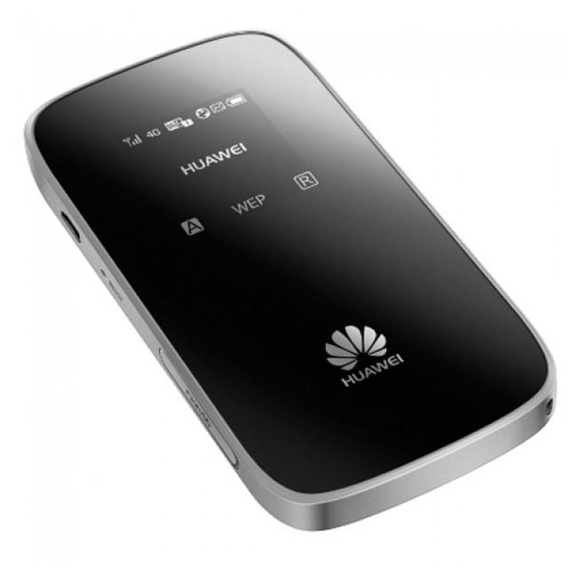 Huawei E589u-12 Unlocked 100Mbps 4G LTE 4 Pocket WiFi Hotspot Wireless Modem