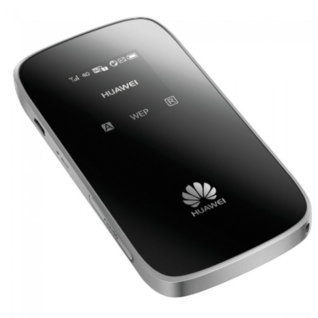 Huawei E589u-12 Unlocked 100Mbps 4G LTE 4 Pocket WiFi Hotspot Wireless Modem