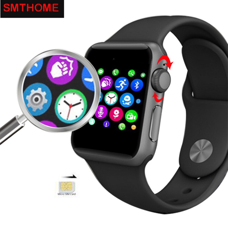 Bluetooth SmartWatch DM09 2.5D ARC HD Screen SIM GSM Smart watch for iphone Android HTC LG Huawei Smart Phone Support Hebrew health monitoring bluetooth sync children s adults smart watch phone for iphone samsung huawei lg htc xiaomi so on smartphone