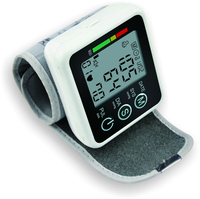 Blood Pressure Monitor Wrist Band Intelligent Automatic Blood Pressure Pulse Monitor Health care Digital Heart Beat Measure