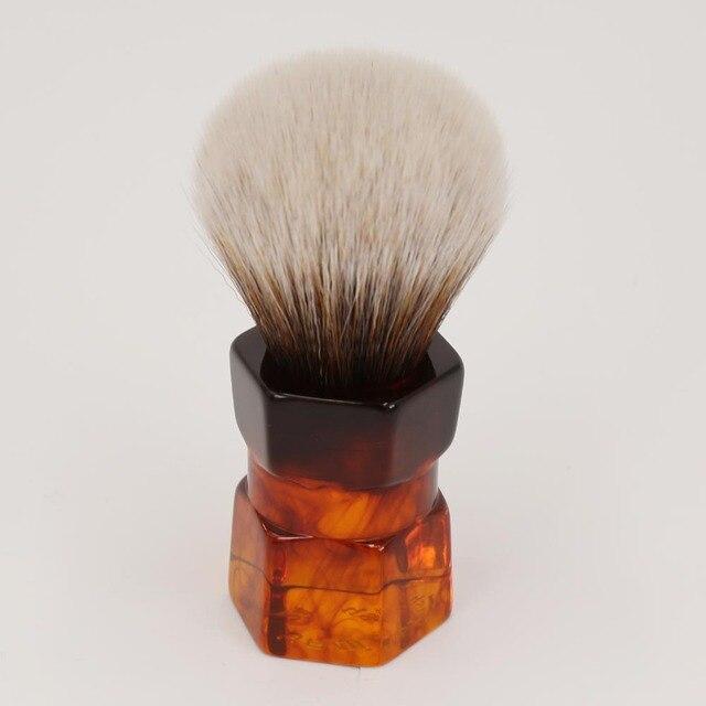 Yaqi 24mm Moka Express Synthetic Hair Shaving Brush