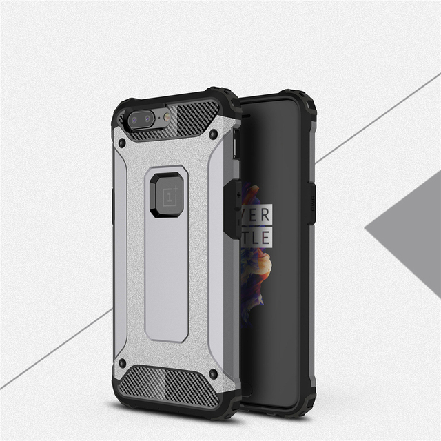 size 40 d4ef8 f1c55 US $3.99 |For Oneplus 5 5T 6 6T Neo Hybrid Defender Tough Armor Case Dual  Layer Ultra Protection Cover Capa Coque Fundas-in Fitted Cases from ...