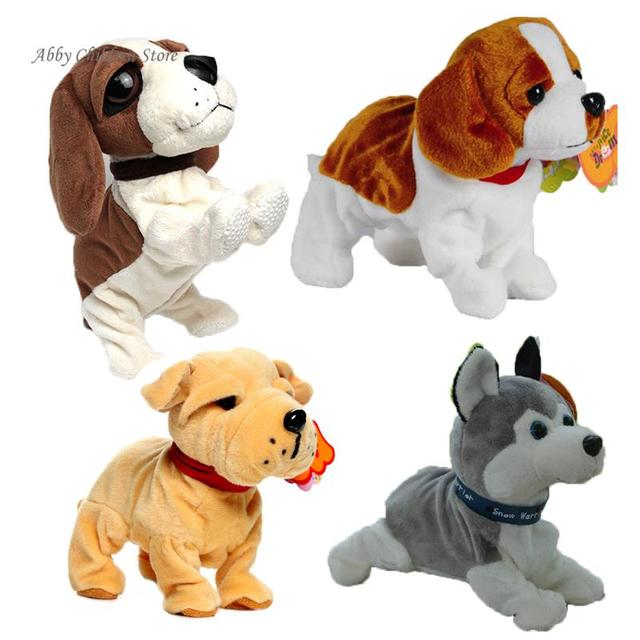 Electronic Dogs Robot Dog Sound Control Interactive Electronic Pets