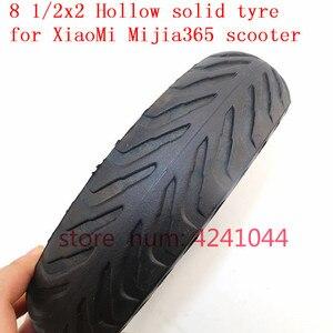 Image 5 - Cập Nhật Chắc Chắn Lốp Xe Rỗng Không Khí Nén Lốp Bánh Xe 8 1/2X2 Cho Xiaomi Mijia M365 Xe Tay Ga ốp Lưng Chống Sốc Chống Trơn Trượt Lốp Lốp Xe