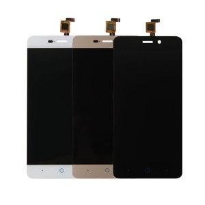Image 2 - Ocolor zte ブレード X3 A452 t620 lcd ディスプレイとタッチスクリーンスクリーンデジタイザアセンブリの交換 zte 電話 + ツール + フィルム