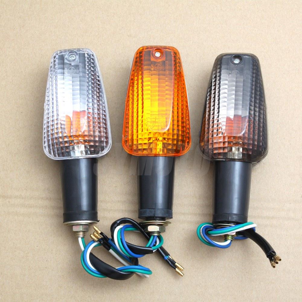 Мотоциклетные передние и задние поворотные сигнальные огни рулевая лампа для Honda CB400 SuperFour 1999-2004 CB1000 CB1300 X4 CB600 HORNET 250 600