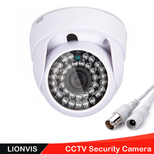 1200TVL Surveillance Camera Build-In 1/3″ SONY CMOS Sensor IR-CUT 24 Led IR Night Vision CCTV Indoor CCTV Security Camera