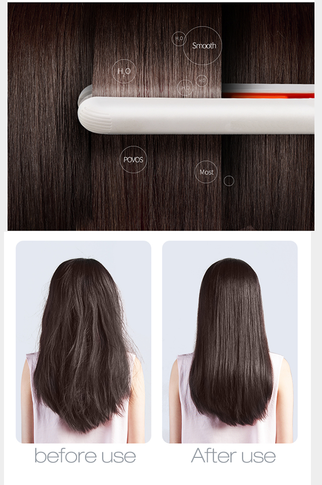 Mini Hair Straightener estore kart fashion accessories smooth hair instantly repair damage hairs
