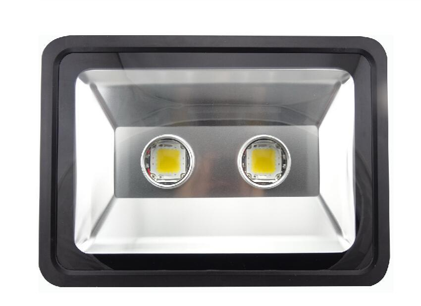(10pcs/lot) AC85-265V 200W 300W 400W LED Floodlight Outdoor LED Flood light lamp LED Tunnel light street lighting