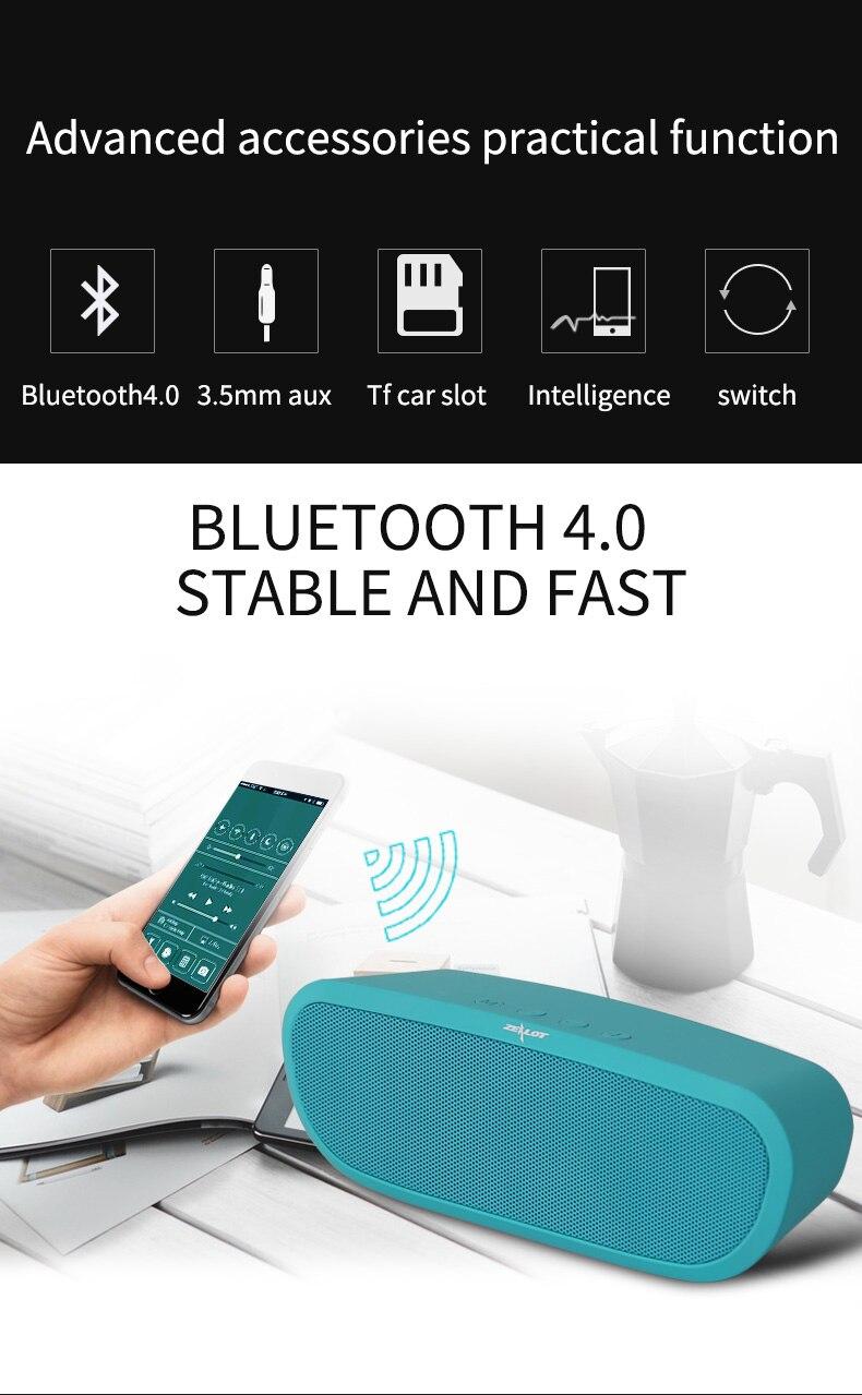 ZEALOT S9 Portable Wireless Bluetooth 4.0 Speaker Support ZEALOT S9 Portable Wireless Bluetooth 4.0 Speaker Support HTB1qpZEPFXXXXaTXpXXq6xXFXXXQ