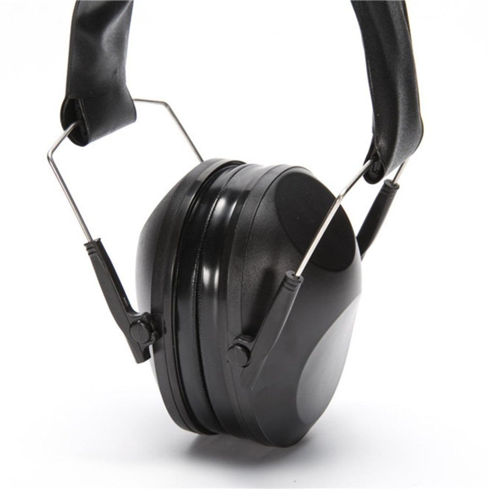 Tactical Shooting Earmuff Adjustable Foldable Anti-Noise Noise Canceling Soft Padded Headset for Sport Hunting Military