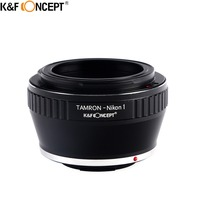 K&F CONCEPT For TAMRON NIKON1 Camera Lens Mount Adapter Ring For TAMRON Lens To NIKON1 V1/J1 Mount Camera Body