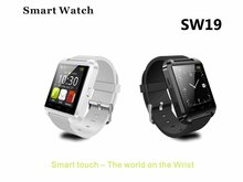 Customized high quality 2016 New Bluetooth Smart watch U80 Smart Watch for Samsung xiaomi Huawei MEIZU HTC LG Android 3Color