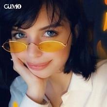 Ou Mo brand flat lens Oval sun glasses zonnebril dames polarized Sunglasses Women/Men Reflective For Women Men  UV400