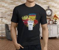 Create T Shirt Online Men S Short Aqua Teen Hunger Force Zombie Poster Crew Neck Fashion