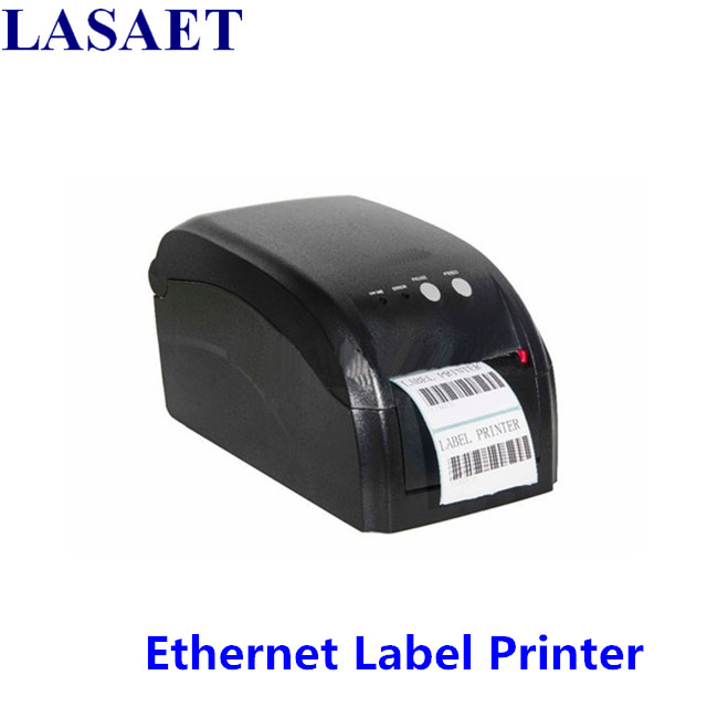 80mm Portable Lable Printer POS Printer Thermal Printer Barcode Printer Barcode Maker Label Sticker Maker Support USB LS80VI 2017 new arrived usb port thermal label printer thermal shipping address printer pos printer can print paper 40 120mm