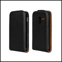 Phone Accessory For Samsung Galaxy Ace Plus S7500 Cover Shell Leather Wallet Bag For Samsung Galaxy
