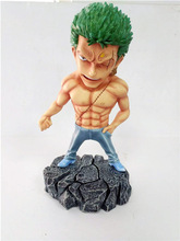 15cm One Piece Roronoa Zoro Luffy Action figure Pop