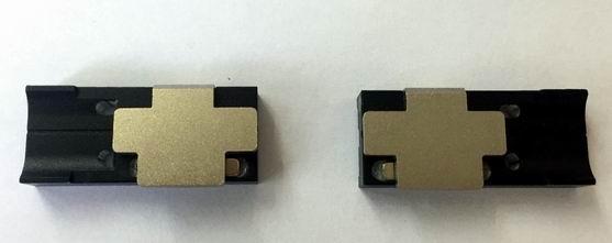 FSM-12S FSM-21S için Simplex fiber tutucu FSM-60S FSM-80S Optik - İletişim Ekipmanları - Fotoğraf 2