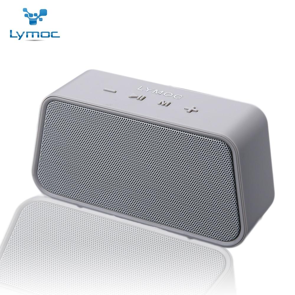 3W*4 Wooden Wireless Bluetooth Speaker Portable Handsfree Subwoofer For phones