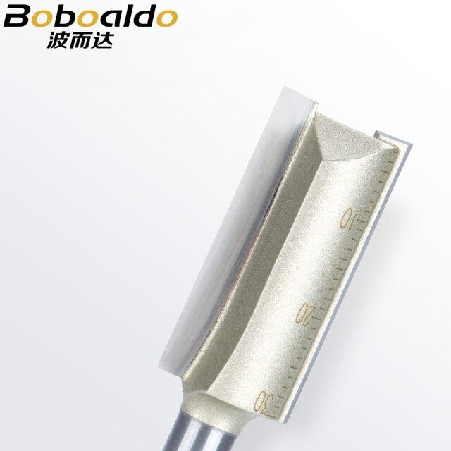 1 шт. 1/4 1/2 хвостовик два флейта прямые фрезы соединяющие канавки торцевая фреза