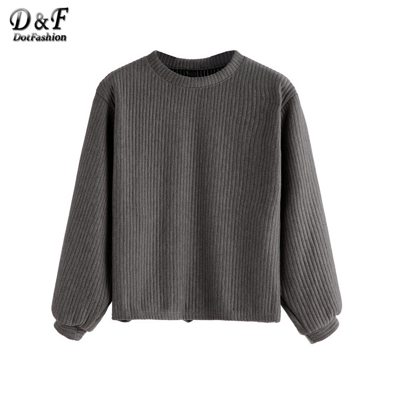Plain Womens Sweatshirts