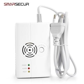 цена на Wireless Gas Detector Sensor High Sensitive Alarm For H6 Home Security alarm system