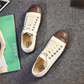 Кружева Ретро Студентка Досуг Обувь 2017 Весной Новый Телевизор С Низким Вырезом женские Повседневные Холст Обувь Дышащий Zapatillas Femeninas
