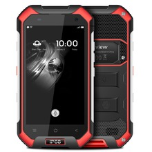 Blackview bv6000 смартфон 4 г lte wodoodporna ip68 4.7 «HD MT6755 Окта Android 6.0 Телефон 3 ГБ RAM 32 ГБ ROM Красный в продаже!!!