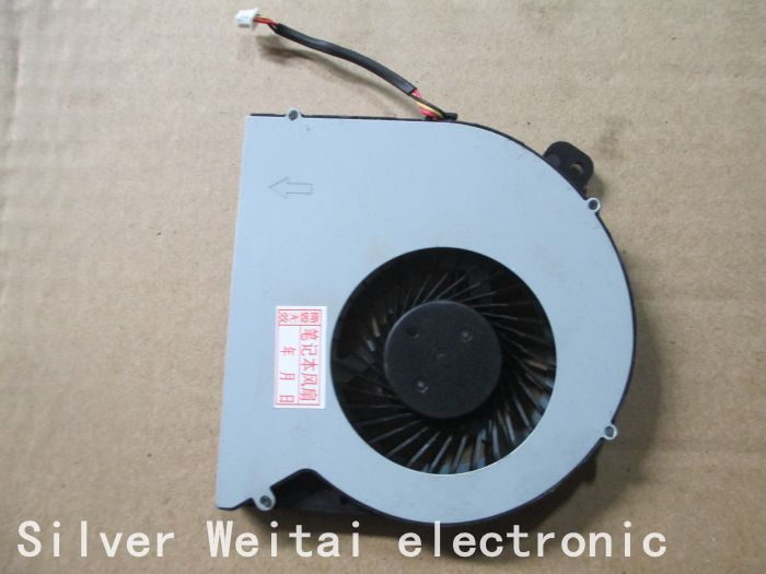 NEW LAPTOP FAN FOR ASUS k550 X750DP K550D CPU cooling fan new fan for asus x200 x200ca