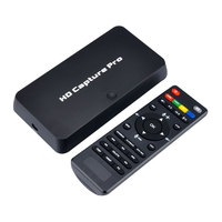1080P HDMI Video capture pro ,convert video audio from HDMI/YPbPr to HDMI/USB Flash disk directly, no pc required, HDCP Key
