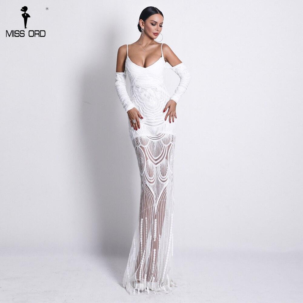 nu Couleur Manches Épaule 2019 Solide Imprimer Cou Femelle Robes À Élégant Dos Femmes Longues Sexy Missord V Ft18702 Sequin Robe 06ffgP