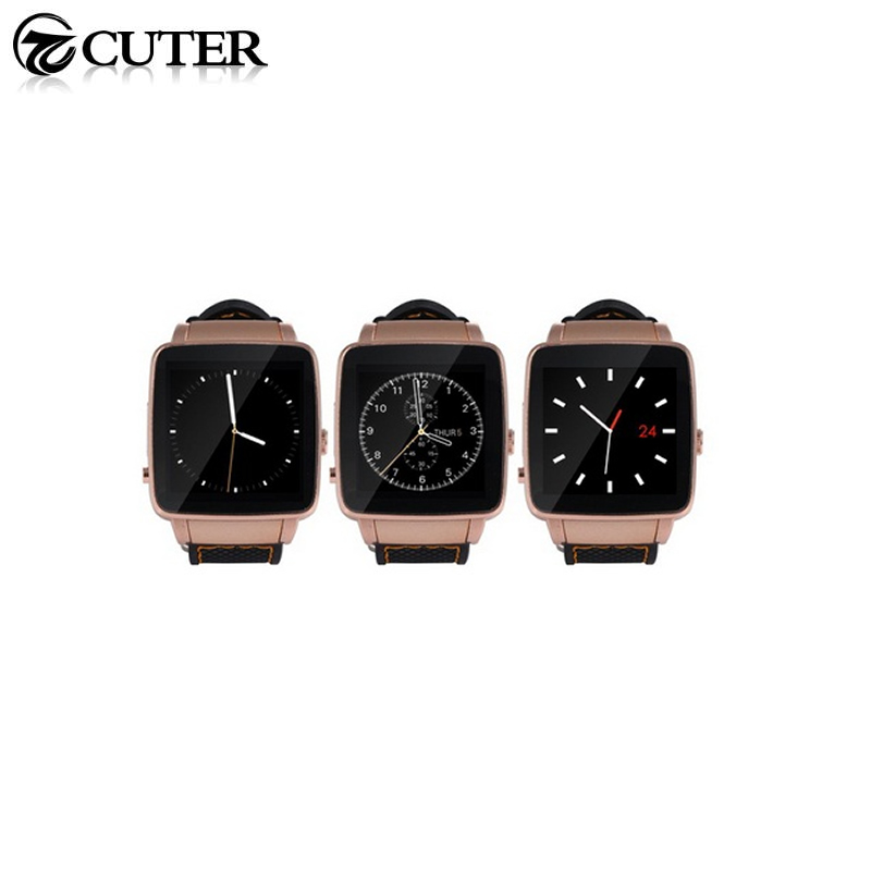 2015 Update Bluetooth X6 Smart Watch WristWatch X6 font b Smartwatch b font Support SIM Card