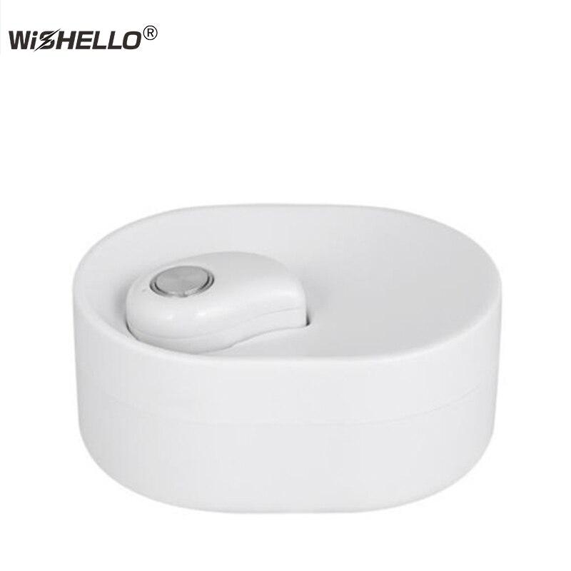 WiSHELLO HM R11 Wireless Bluetooth Earphone V 4 1 In ear Earbuds Stereo font b Music
