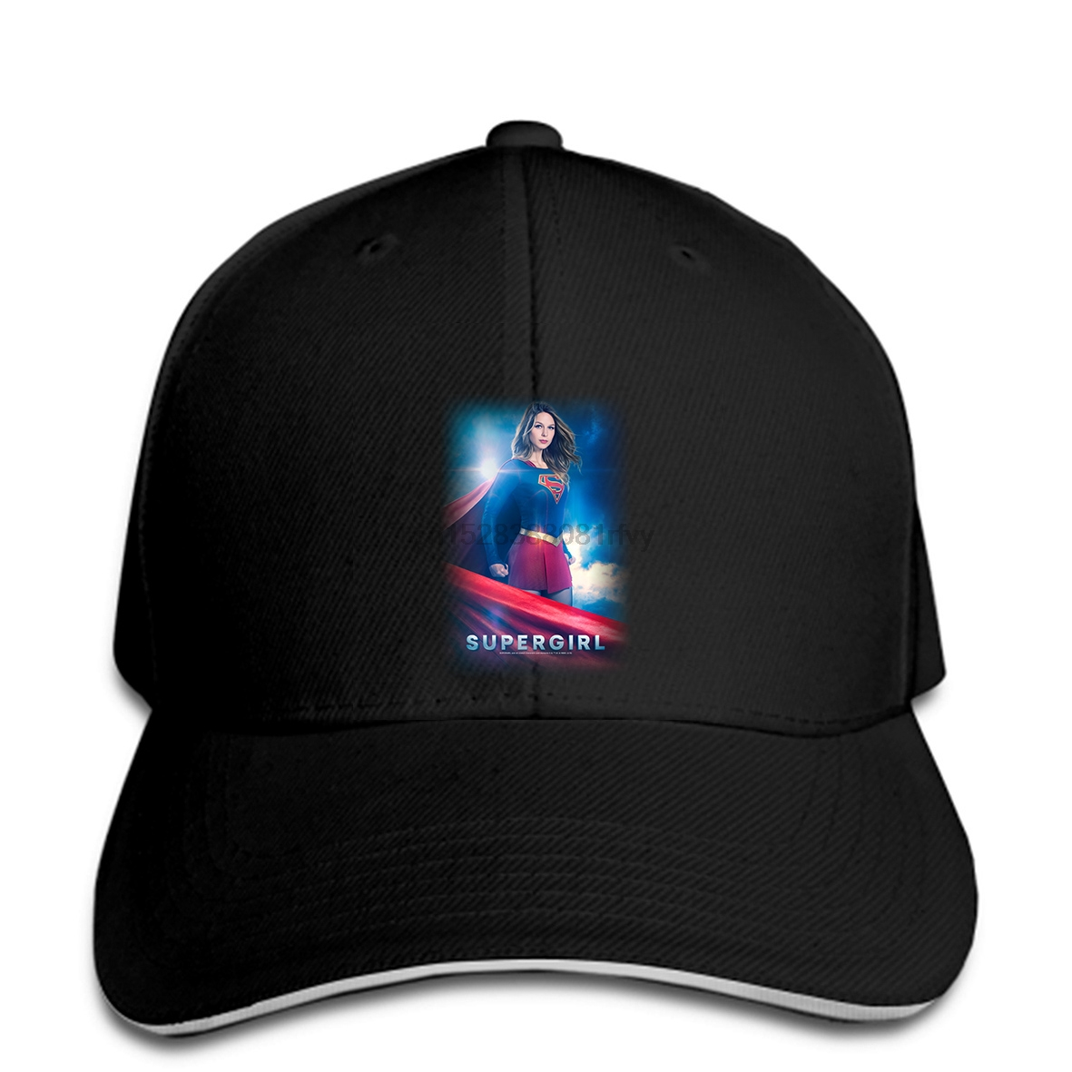 Analytical Baseball Caps Men Supergirl Kara Zor El Men's Women Hat Snapback_2