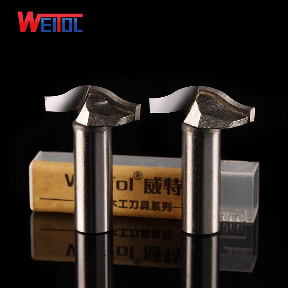 Weitol CNC machine wood engraving tool tungsten door cabinet router bit wooden carving cutter CNC tools cnc router wood milling machine cnc 3040z vfd800w 3axis usb for wood working with ball screw