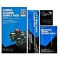 Vsgo 3 en 1 kit de limpieza para canon nikon sony fujifilm lente de la cámara sensor ccd/cmos
