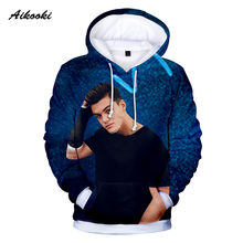 Aikooki Me/Women Pop Dolan 3D Hoodies Sweatshirts Boys/Girls Fashion Hoodie 3D Xavier Dolan Casual Tracksuits Fashion Brand Coat(China)