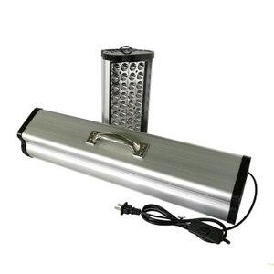 Image 2 - 400 واط LED المحمولة UV الغروانية علاج مصباح طباعة رئيس النافثة للحبر طابعة صور علاج 39nm cob UV led مصباح