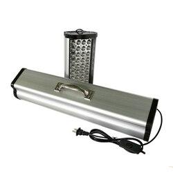400 w led portátil uv colóide cura lâmpada cabeça de impressão impressora a jato tinta foto cura 395nm cob uv conduziu a lâmpada