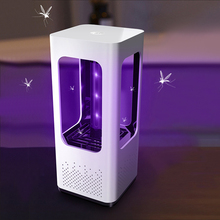 Electric Mosquito Killer Lamp Light Trap LED New Home Pest Control Anti Fly Repeller Insect