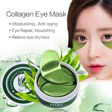 Collagen Crystal Eye Mask Gel Eye Patches for Eye Care Sheet