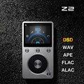 2017 Последним в Исходном Aigo Z2 Высокое Качество 8 Г Портативный DSD HIFI Без Потерь Записи Аудио Музыкальный Плеер Мини Движение MP3 плеер